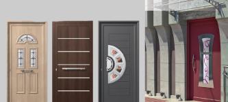 Aluminum-Doors
