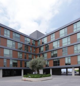 Saba-Building