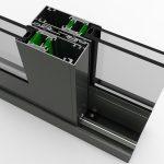 AL 200 Sliding Thermal Break System